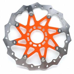 Substituição motocicleta flutuante Frente Brake Disc Rotor de alumínio Disco de freio para 125 200 390 ABS DUKE 2013-2020 5RWs #