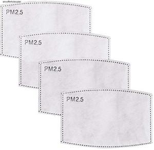 Anti Face PM Gemi! Maske nefes alabilen ped 2.mask 5 pus maskesi için Cuvul Ounkvs er DHL PM2.5 aktif karbon ücretsiz filtre katlı ağız tozu papov