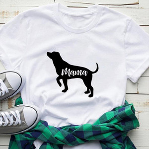 Women Tshirt French Bulldog T Shirts Dog Lover Gifts For Dog Owners Tshirts Female Camisetas Mujer Mom Shirt Pet Lover Mama