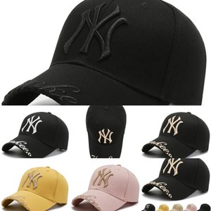 7i9No trump baseball NY caphat election campaign hat cowboy Diamond i love ny cap Adjustable Snapback Women Denim diamond hat