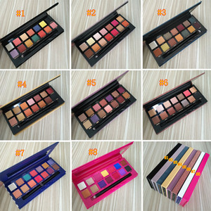 Brand 14 colors eye shadow palette Shimmer Matte eye shadow Beauty Makeup 14 colors Eyeshadow Palette HOT