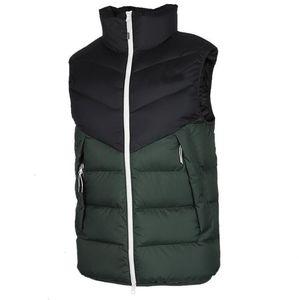 estudiante de la ropa de los hombres jóvenes ashion chaleco otoño invierno nueva chaqueta de estilo por la chaqueta con capucha de algodón comprueba la capa del algodón