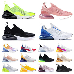 nike air max 270 airmax 270s react Sneakers  Zapatillas para correr Todos los negros Triple A White Golden Summer Gradient Barely Rose Bright Crimson Be Tradings Traductores