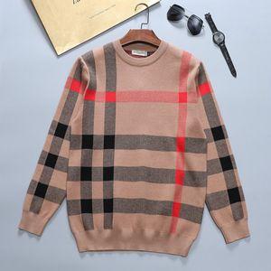 2020 mulheres blusas pulloverLetter suéteres de cashmere Outono E Qualidade Inverno Knitting Bump cor de roupa das mulheres do desenhador