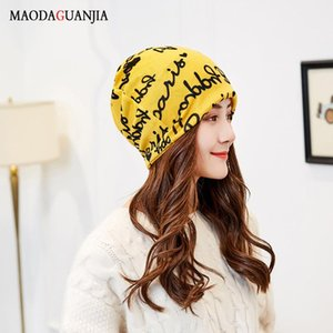 Summer Polyester Beanie Men Woemn Sun Hat for Women Beany Printing Female Cotton Hats Breathable Hip Hop Beanies Sick Bonnet