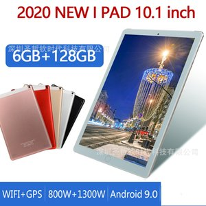 Cross-Border Tablet 10.1 Inch 10 Inch IPS Full HD Screen Tablet PC Currently Available Wholesale