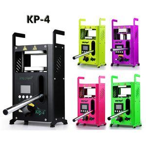 LTQ KP-4 Rosin macchina della pressa Squeezer Temperatura regolabile Estrazione Tool Kit Presser Con 4tons pressione degli Stati Uniti della spina E Cigarettes