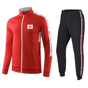 Top Eintracht Frankfurt Football Club Soccer sports tracksuit Winter golf suit outdoor training sets Running Wear Bowling Sportswear