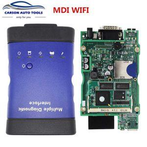 MDI için G M V2020.04 MDI 2 Çoklu Teşhis Arayüz İçin G M MDI2 WIFI / USB GDS2 Tech2win OBD2 Araçlar oto