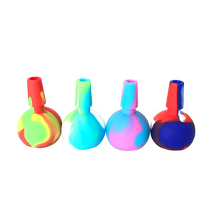 14mm male Herb silicone slide bowls Pieces Silicone Bowls Dry Herb Bowl Tobacco bowls Ash Catcher for Glass Bongs Water Pipes Oil Rig
