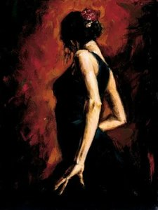 Fabian Perez style portrait Framed & Unframed Home Decor Handpainted &HD Print Oil Painting On Canvas Wall Art Canvas Pictures -2017-5-