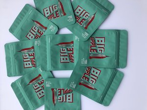 Bags Bags Proof Big Local Smell Medicated Edibles 3.5g Cookies Mint Bags Apple Mylar sqcLS queen66