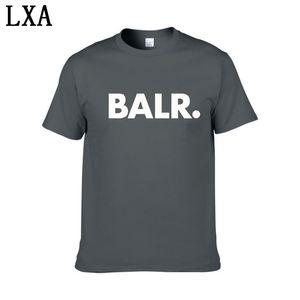 New Baler Designer Camiseta Hip Hop Mens Designer Camisetas Moda marca Mens Mulheres De Manga Curta Grande Camisetas