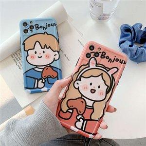Mobile 11 Boy Phone Girl Girl Case X11Promax Carino MaxPro Soft