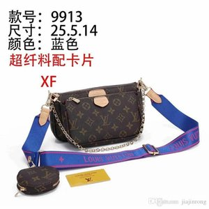A1Top Quality Fashion handbags purses Women handbag Bags Wallets Chain Bag Crossbody Shoulder Bags Purse Messenger Bag Sac à main X8QX