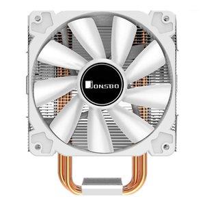CR1000 120mm PWM 12V Silent 4Pin PC LED Fan 4 Heat-pipe CPU Cooler Radiator For LGA 1151 1155 AM3 AM41