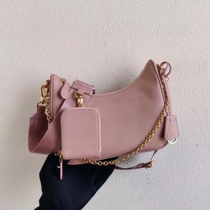 Hobo çanta çanta çanta hobo omuz çantası için moda deri kadın lady zincirleri zincir çanta çanta moda crossbody deri messenger fabl