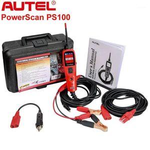 Autel Powerscan PS100 نظام تشخيص النظام الكهربائي Autel PS100 Power Scan1