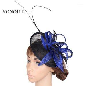 Vestido formal fascinator fascinator chapéu feminino pin festa fedora boné elegante senhoras chique linho headband headband