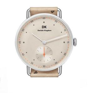 Luxury men watches quartz movement watch for men women leather strap high quality waterproof designer clock casual montre de luxe