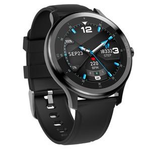 Reloj elegante G28 IP68 a prueba de agua Mujer Hombre del deporte del reloj SmartWatch rastreador de ejercicios de ritmo cardíaco podómetro para iOS Android