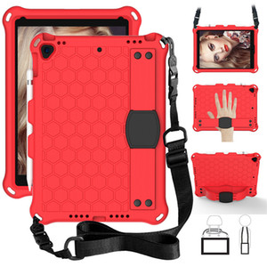 Children's anti-fall flat protective shell air9.7 10.2 10.5 inch new protective cover hand strap shoulder strap