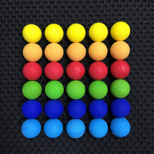 Foam Refill Bullets Ball 100pcs Gun For Boys Rival Nerf Toy Gun Outdoor Improving Practice Round Bullets For Toy For Bullets XMY Adiwv