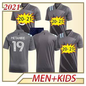 2020 2021 Minnesota United FC Soccer Jerseys OPara Gregus Ibarra Romario 20 21 Homens de Futebol e Crianças Camiseta S-2XL
