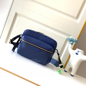 2020 Hot sold Fashion 25cm Genuine leather Top quality luxurys designers men messenger bag designers Classic shoulder bag Free Shipin