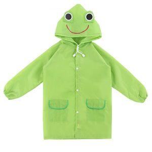 Kids Rain Coat Animal Style Children Waterproof Raincoat Rainwear Unisex Cartoon Kids Raincoats B2Cshop
