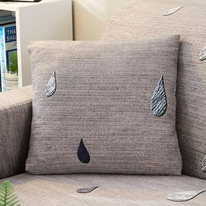 45*45cm Printed Pillowcase Cushion Cover Sofa Slipcovers Couch Cover Pillowcases Sofa Bedding Set Home Car