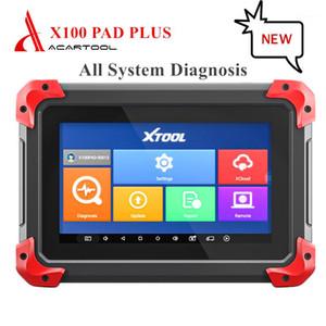 Nuovo XTool X100 Pad Plus Tutte tutti i programmi chiave diagnostica del sistema OBD2 Scanner Auto Diagnostico strumento EPB, DPF, IMMO, TPMS, ABS, Test attivo1