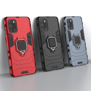 Armor Ring Holder for Oneplus 8T Plus Hard Case Soft Magnetic Oneplus 5 5T 6 6T 7 7T Pro 8 Pro Nord Cover