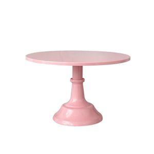 Pink Iron Cake Stand Base Wedding Party Dessert Decoration Storage Rack Household Baking Supplies