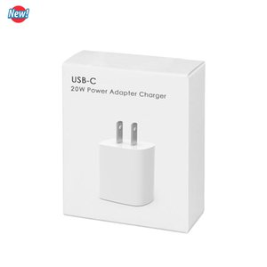 Type C Adapter 18W 20W PD Fast Charger 18W USB Power Adapter For iPhone 12 Charging