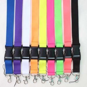 Beste Markenlanyards Multicolor Accessoire Inhaber Lanyards für wichtige Schlüsselringriemen
