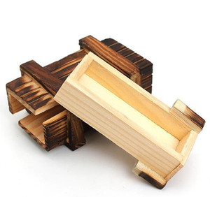 Vintage Wooden Storage Hidden Magic Gift Box Secret Drawer Brain Teaser Puzzle Box Chest Toy Learning&educat jllZPd bde_jewelry