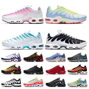 nike air max plus tn max air plus tn Moda 2020 Yeni Artı Kadınlar tn Koşu Ayakkabı Tn artı Erkek Eğitmenler Açık Koşu Eğitmenler Sneakers büyük beden 12
