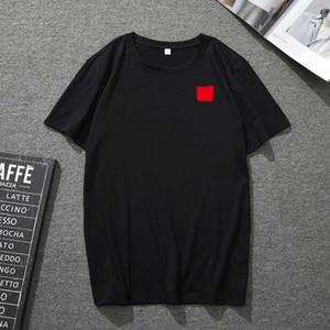 Herren T-shirt Sommer Männer Frauen Designer T-shirt Bekleidung Street Team Team Kurzarm T-Shirt Top Qualität
