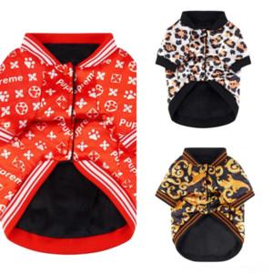 0j4 autunno inverno warist gilet gilet per cani goccia per abiti da cane media vestito cappotti con anelli di guinzagli pet dog ragazza vestire