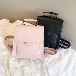 High Small Bags Girls Female Backpack Teenage Pack Travel Back Leather Mini Mochila School Women For Pu Quality Bookbag Feminina Unsaj Rwgc