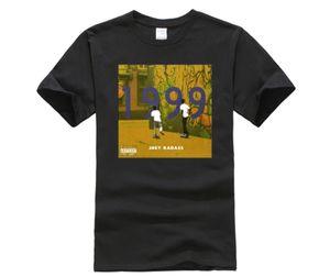 camisa dos homens t Moda Estilo de homens Phiking Phiking homens de gráfico Crew Neck manga curta Joey Badass 1999 Melhor Mixtape moletom com capuz Hoodie