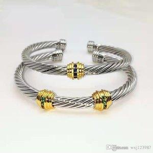 Environmental protection electroplated copper genuine gold popular wild bracelet luxury designer jewelry women bracelets