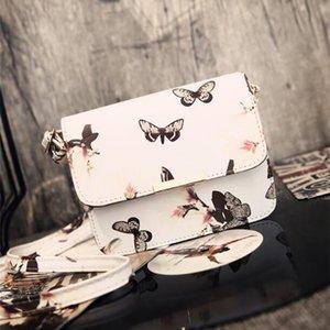 Новый модный спрей Narcissus, квадратный мешок, распылительный набор, одна сумка на плечо, наклонная женская сумка C0121