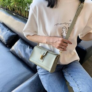 The New Package Students Wild Spring-Summer 2020 Messenger Bags Network Simple Ins Women's Cross-body Bags Girls Tote Bag