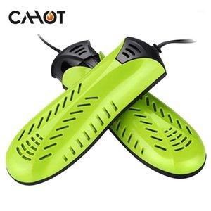 CAHOT 20W Электрическая сушилка для обуви 220 В Двойной сердечник Hetaer Стерилизация Электрическая сушилка для Boot Boot Glove1