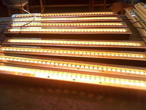 Fanlive 2ST Led Stehleuchte rechteckig U 15w Park Square Hof Wasserdichte Außenbeleuchtung Buried Lampe AC85 -265V