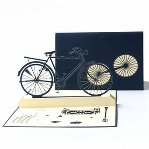 Babalar Günü Kartı Online Doğum Kartları Ücretsiz Online Doğum 8TKO # Tebrik Tebrik Kartı 3D Retro Bisiklet Mezuniyet Hediyesi El Yapımı Tebrik