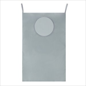 Wall Hanging Bathroom Storage Bag poly laundry bag for Home College Dorm Tear Resistant Dirty Cloth Big Storage bag