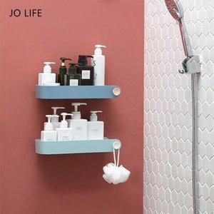 Jo Life multifunzione portasciugamani gancio gancio nordico scaffale cosmetico bagno portaoggetti portabordo